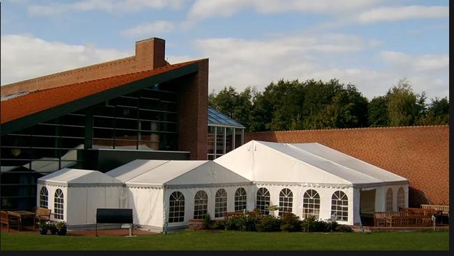 Udlejning af telte i alle størrelser efter behov